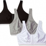 Fruit of Loom Front Closure Sports Bra